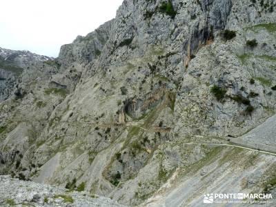 Ruta del Cares - Garganta Divina - Parque Nacional de los Picos de Europa;Senderismo social